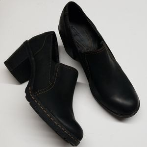 Morona Chunky Heels